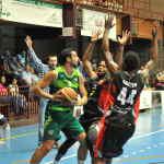 Albacete Basket - Basket Globalcaja Quintanar (Foto: Fito Díaz)