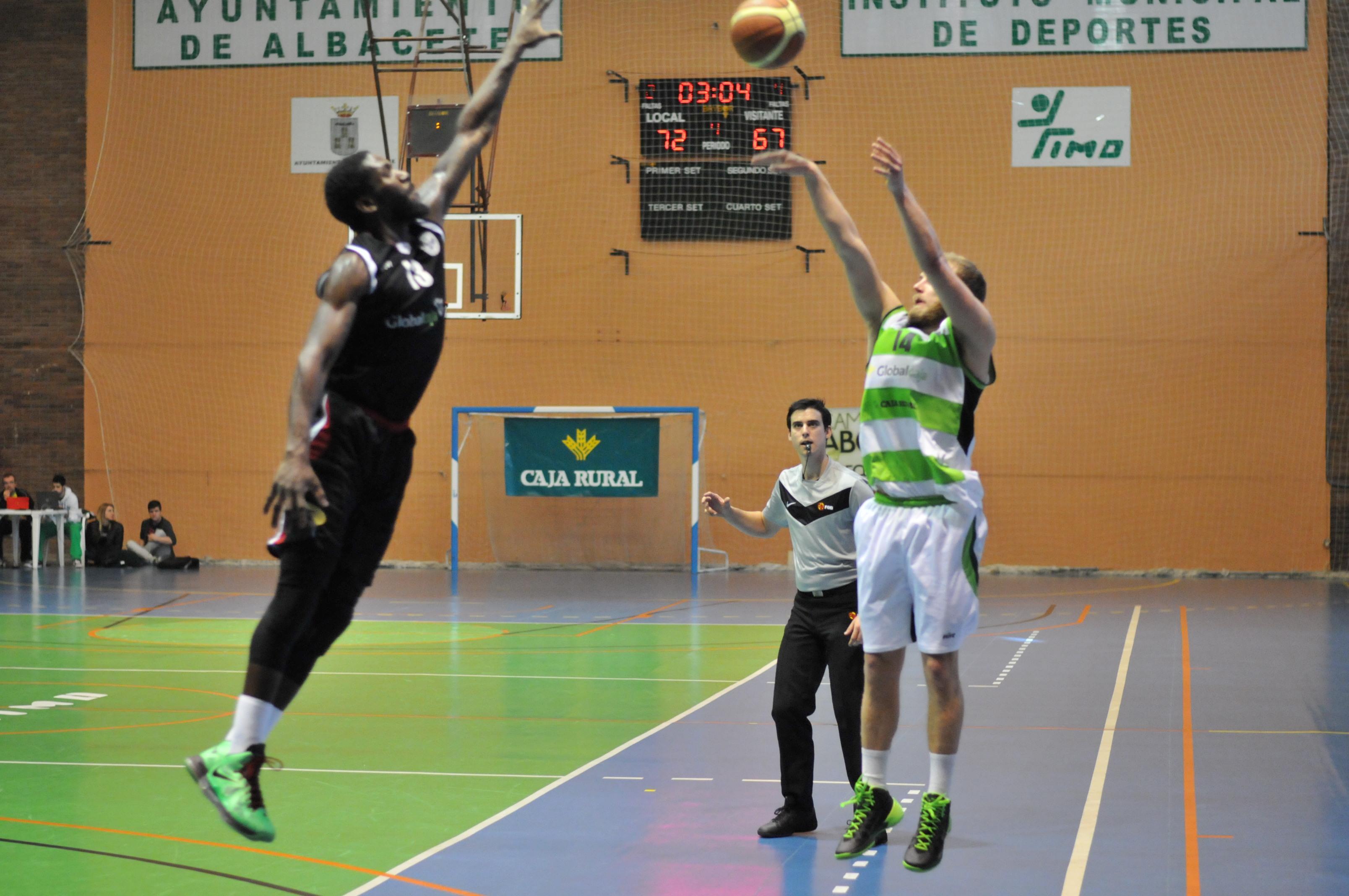Albacete Basket - Basket Quintanar (Foto: Fito Díaz)