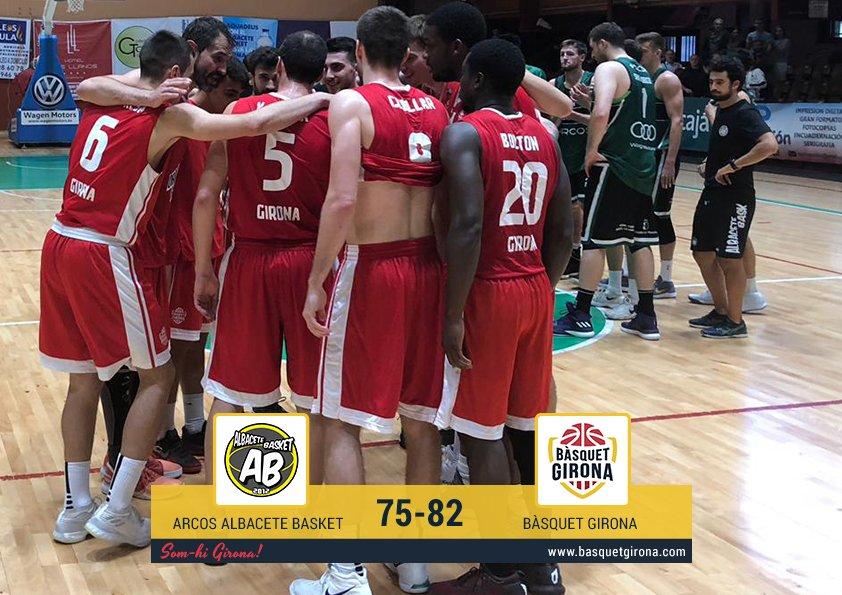 Albacete Basket - Basquet Girona