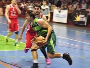 Albacete Basket - CB Villarrobledo (Foto: Fito Díaz)