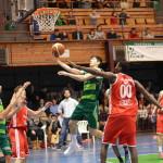 Albacete Basket - CB Villarrobledo (Foto: Juan Luis Serrano)