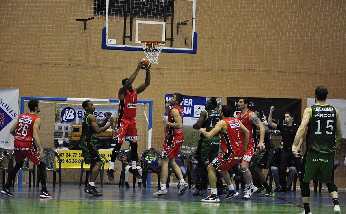 Albacete Basket - Covirán Granada (Foto: Juan García)
