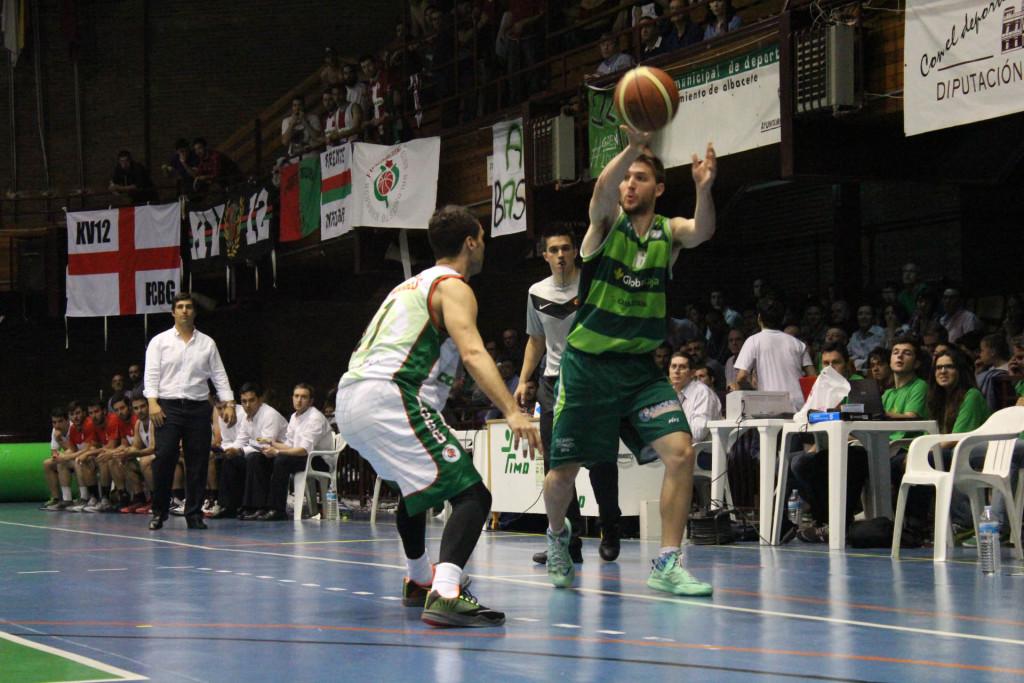 Albacete Basket vs Covirán Granada