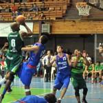 Albacete Basket - Estudiantes (Foto: Fito Díaz)