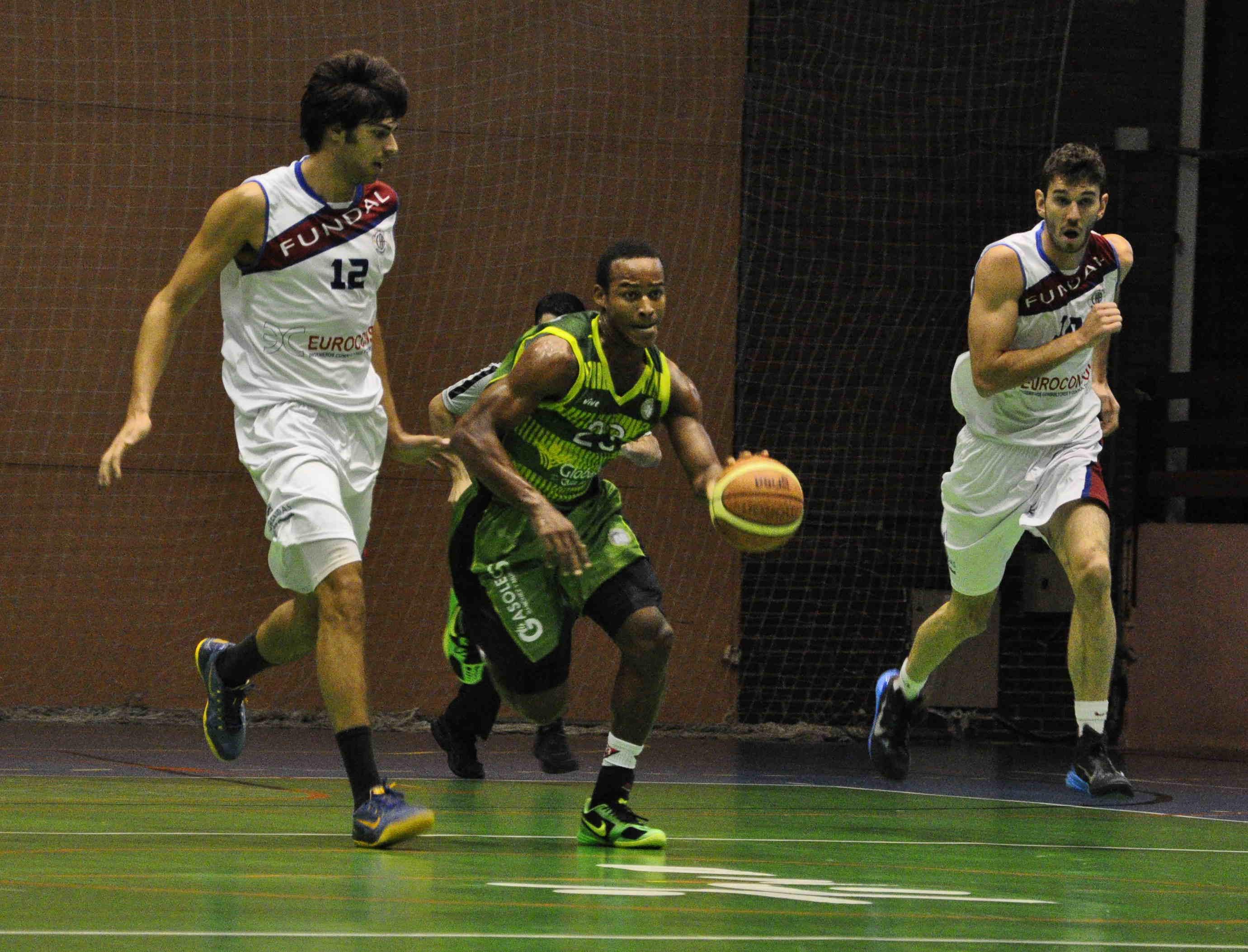 Albacete Basket - Euroconsult Alcobendas 2015-2016