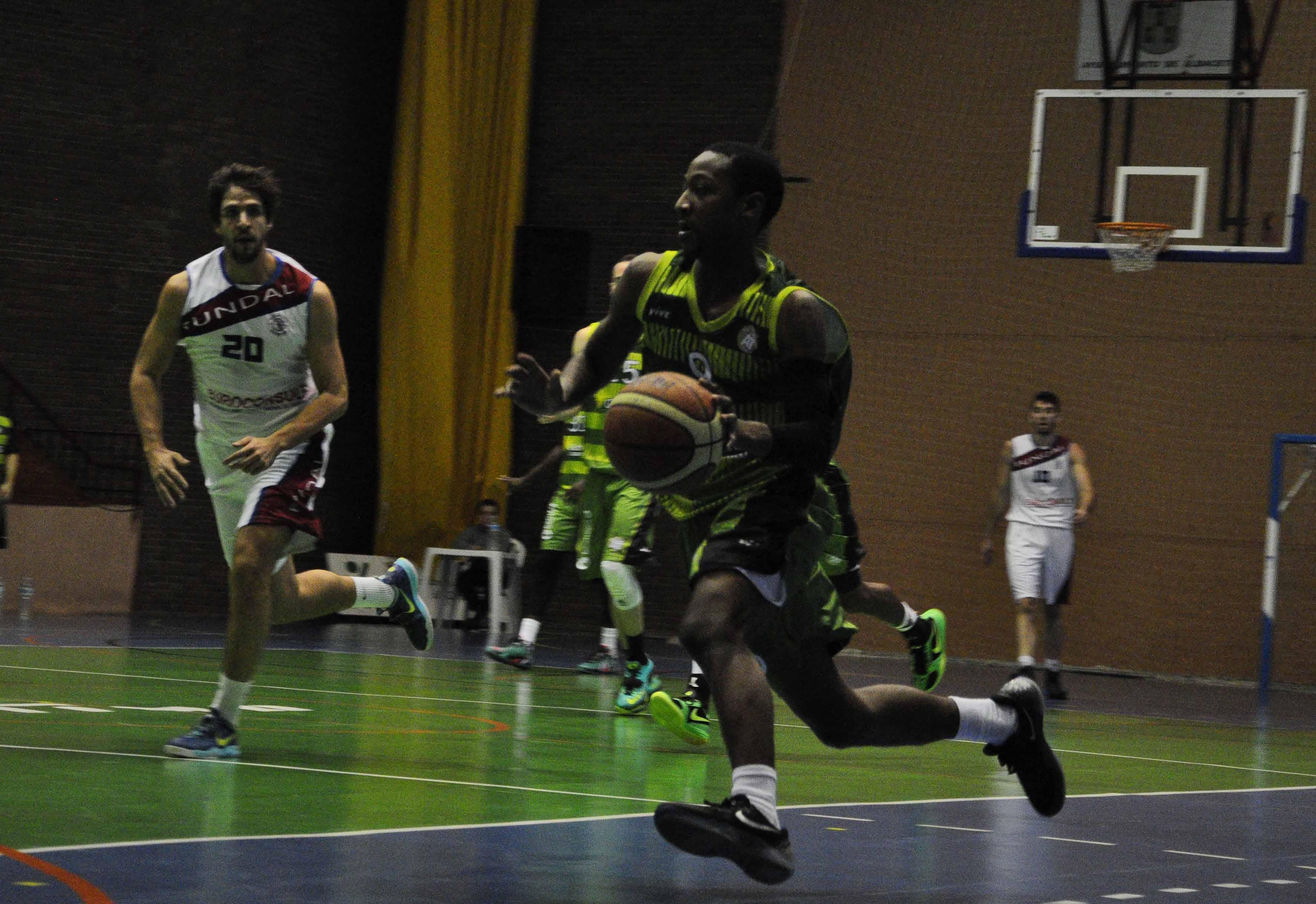 Albacete Basket - Euroconsult Alcobendas