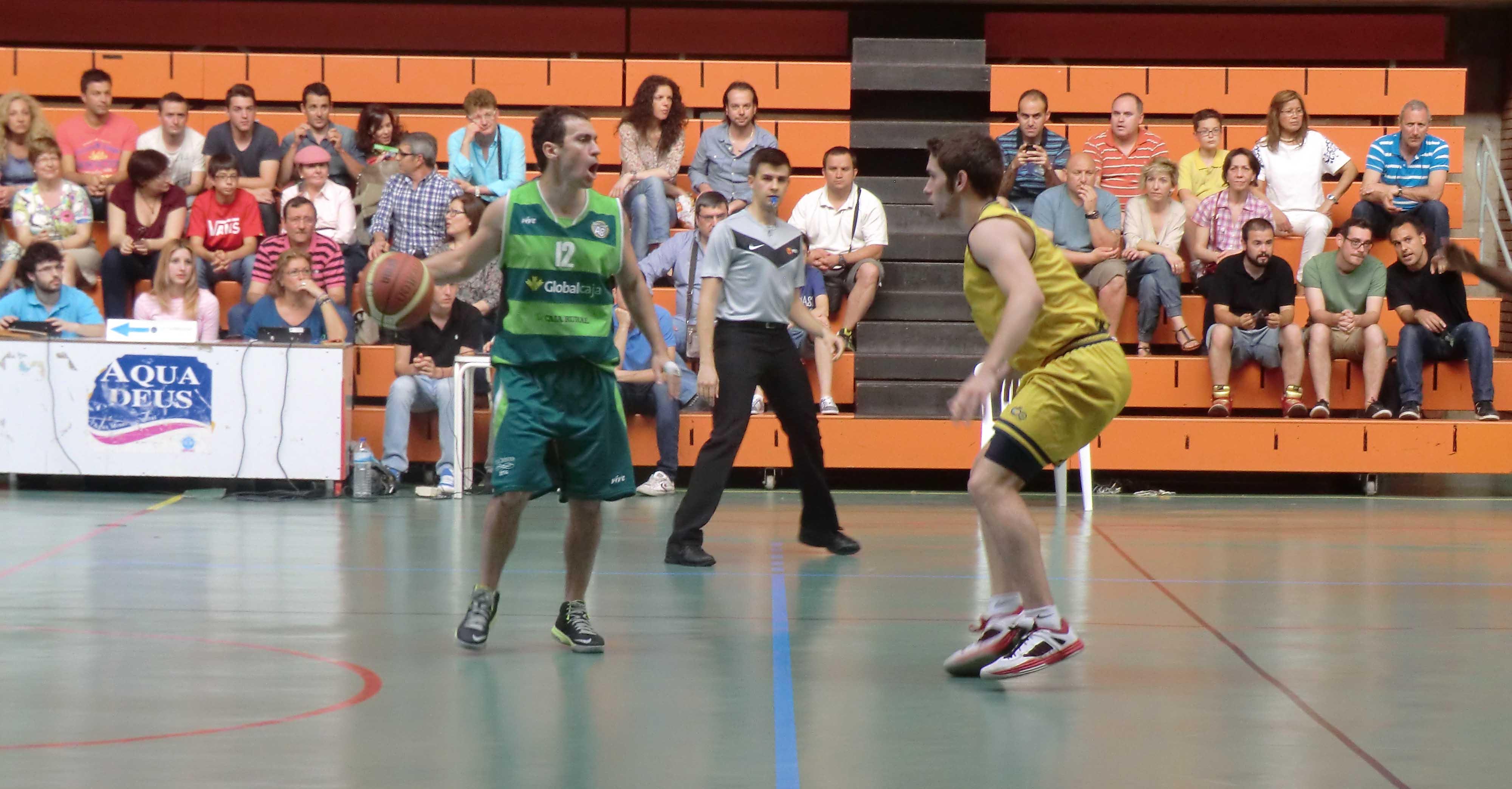 Albacete Basket - Gran Canaria (Foto: Pilar García)