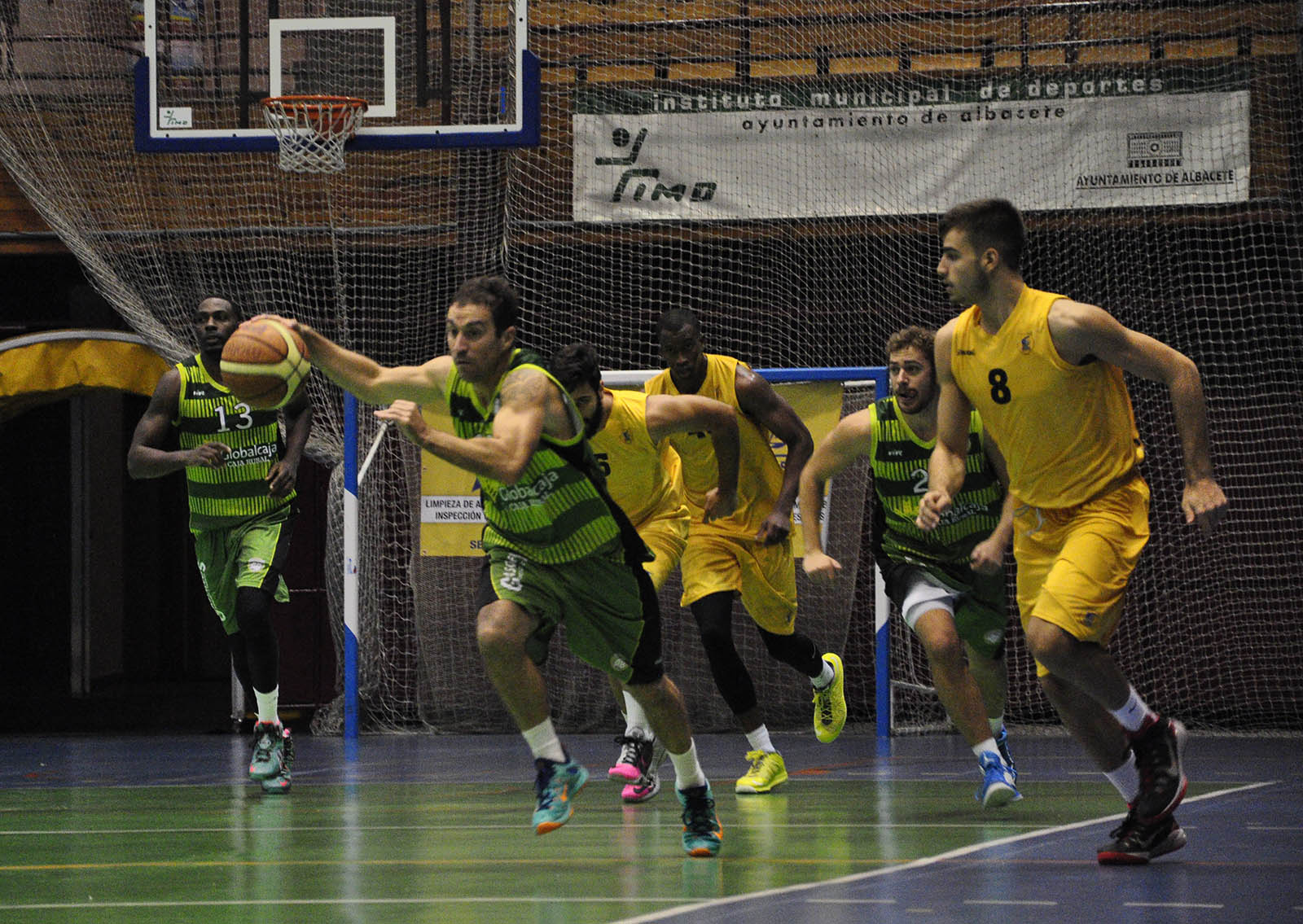 Albacete Basket - Gran Canaria