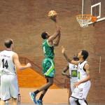 Albacete Basket - McDonalds Tenerife (Foto: Juan Luis Serrano)