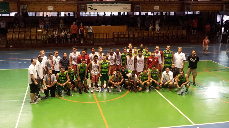 Albacete Basket - Nebraska Huskers