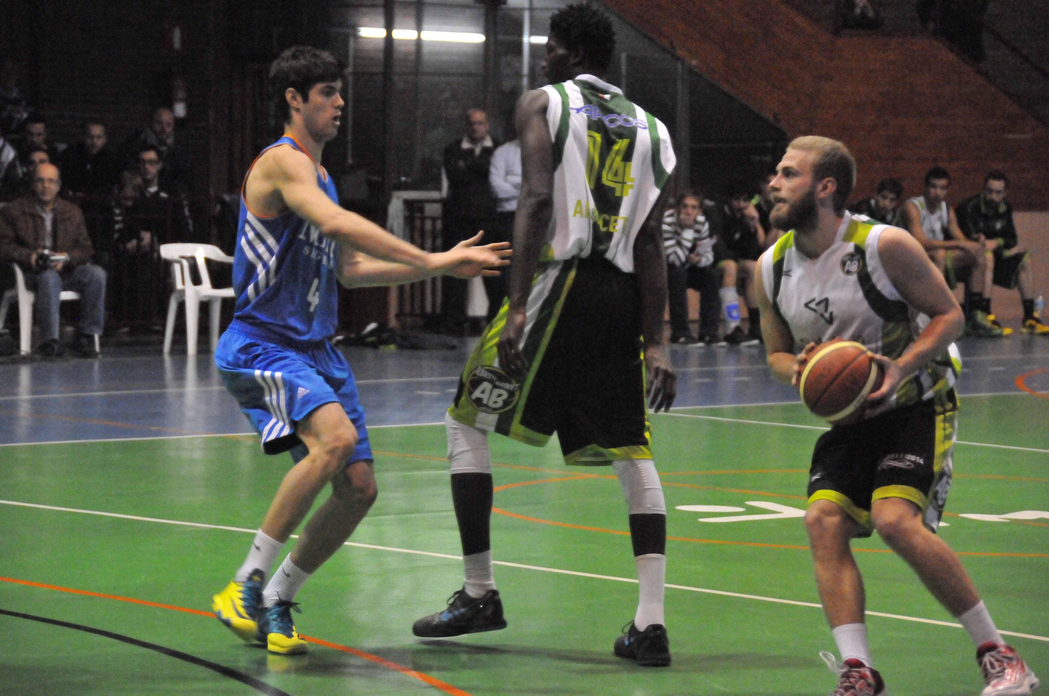 Albacete Basket - Real Madrid (Foto: Fito Díaz)