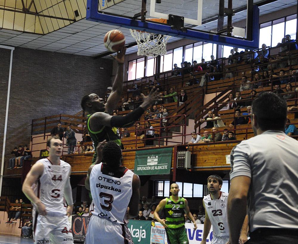Albacete Basket - Sammic (Foto Juan García)