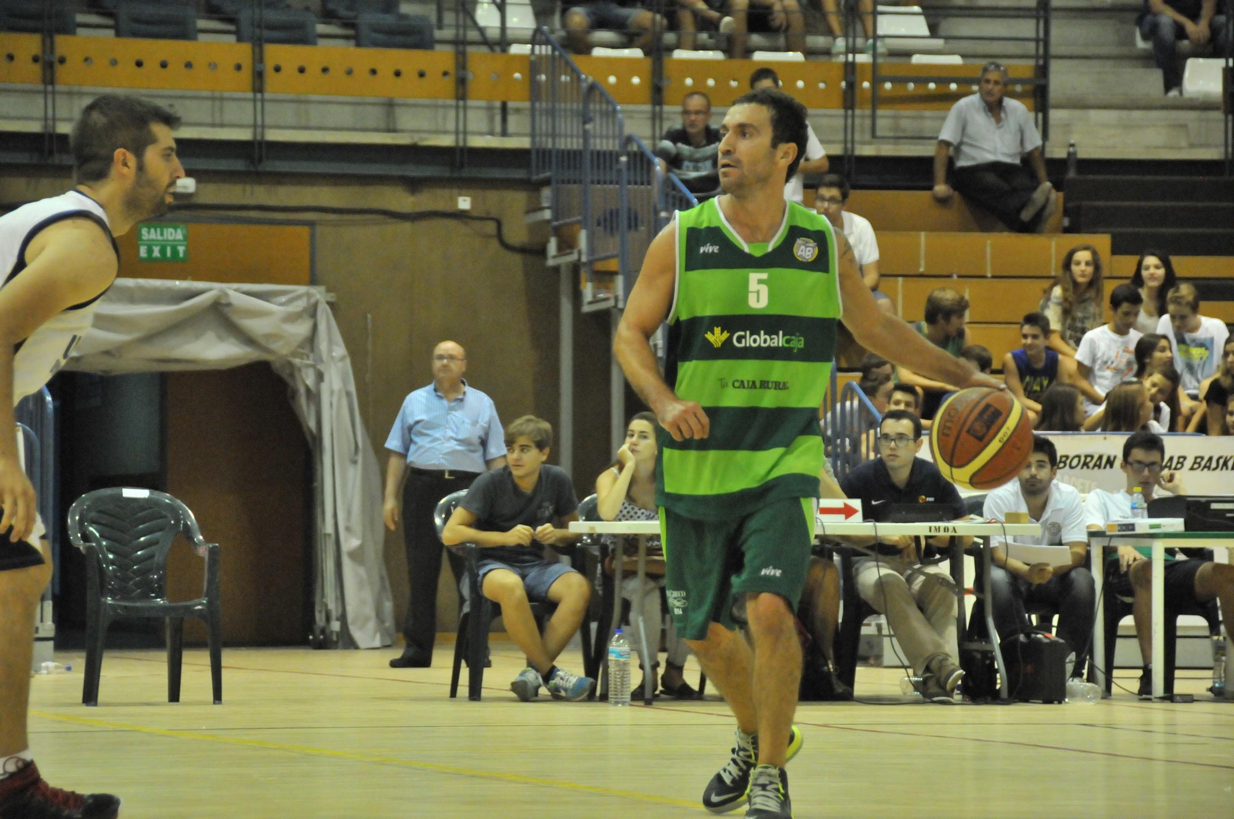 Albacete Basket - UCAM Murcia (Fotos: Fito Díaz / Juan García)