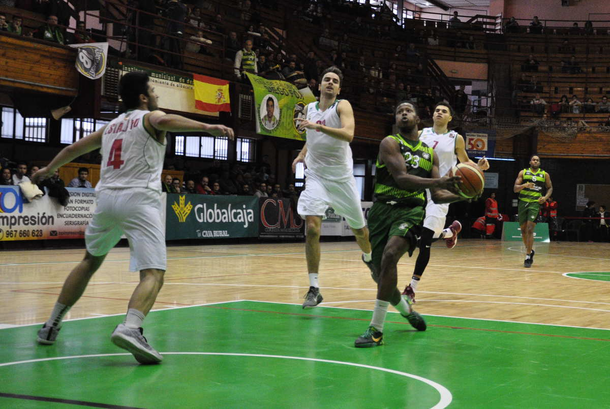 Albacete Basket - Zornotza