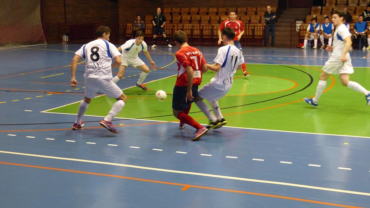 Albacete FS - Alcázar FS