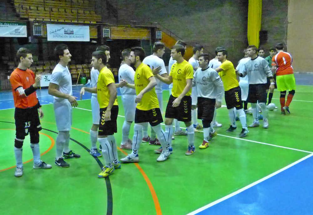 Albacete FS - CDE Guadalajara