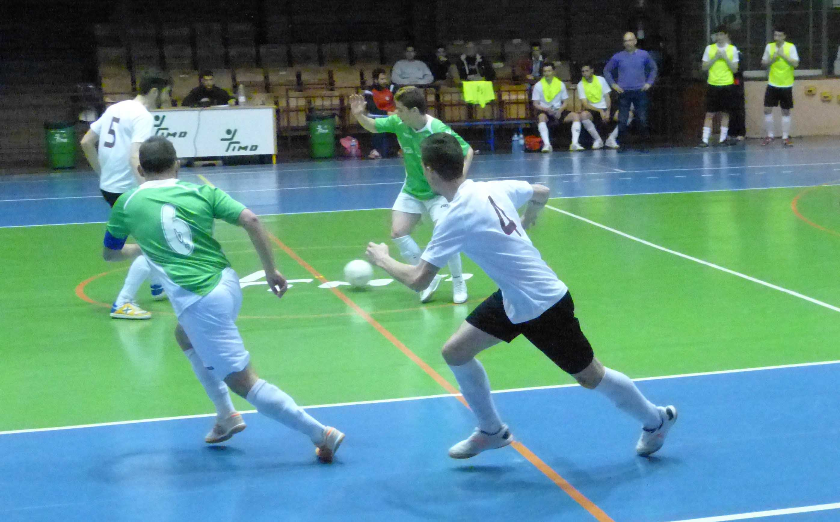 Albacete FS - Menasalbas (Foto: Rafa Gil)