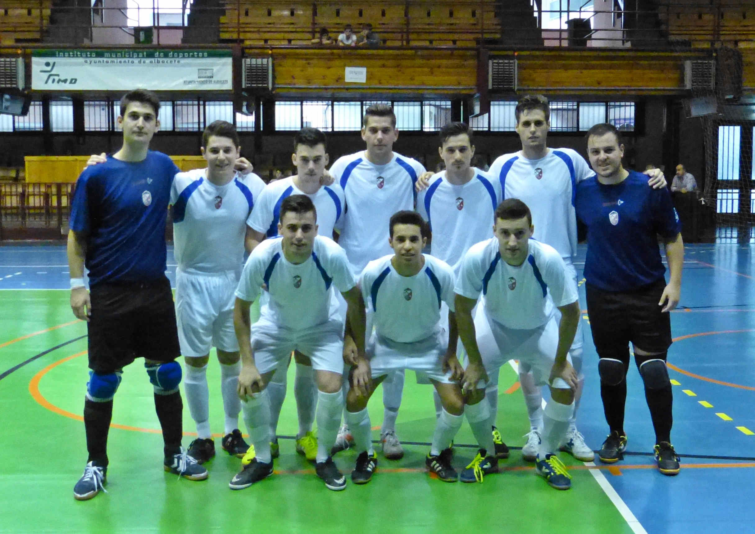 Albacete FS - Renacer Argamasilla (Foto: Rafa Gil)