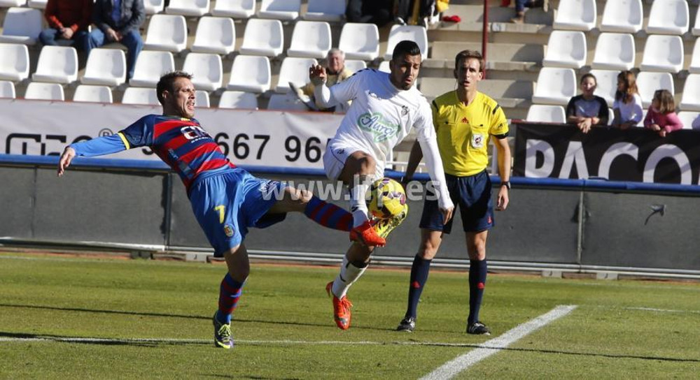 Albacete - Llagostera (Foto: LFP)