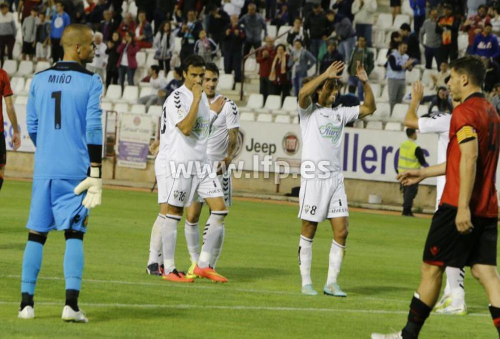 Albacete - Real Mallorca (Foto LFP)