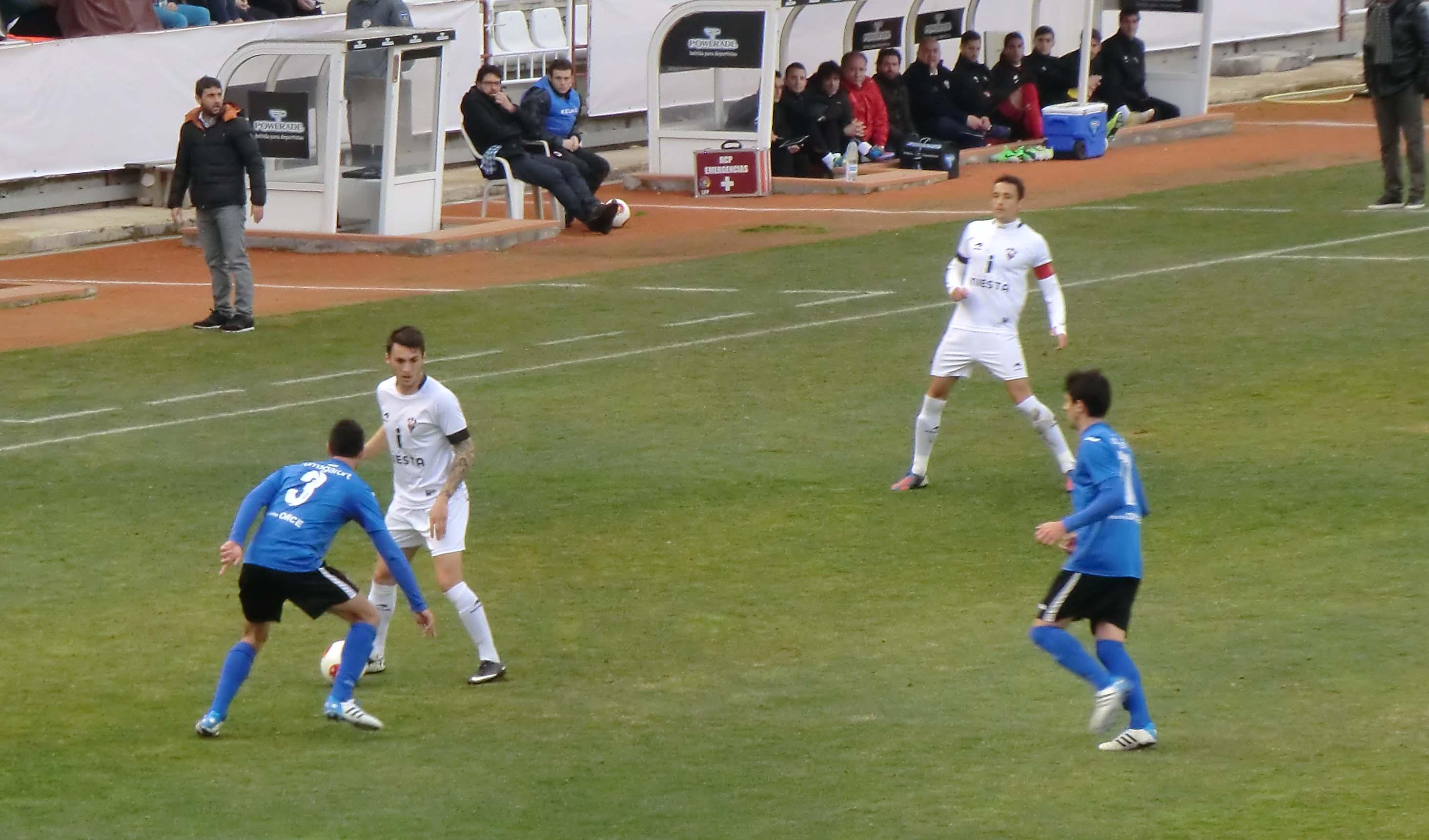 Albacete - San Fernando 3 (Foto: Pilar García)