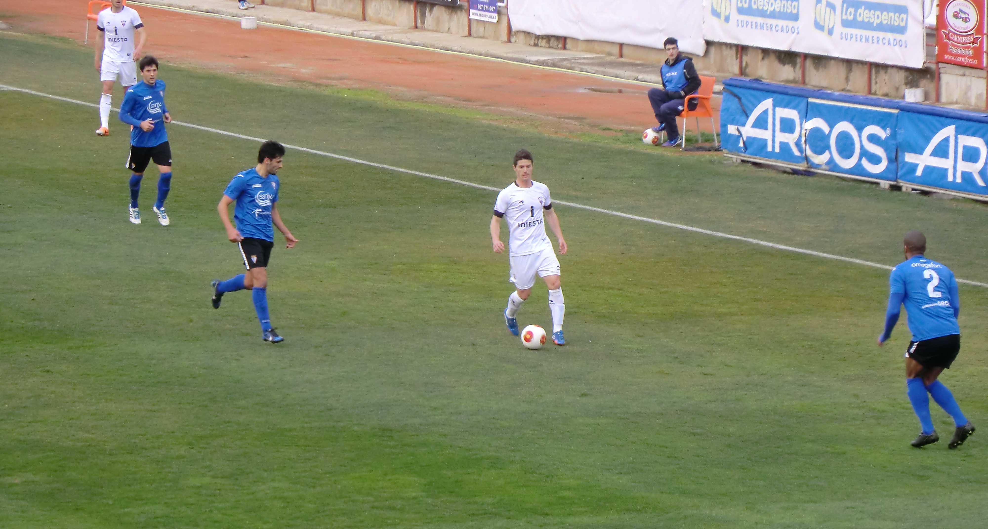 Albacete - San Fernando 4 (Foto: Pilar García)