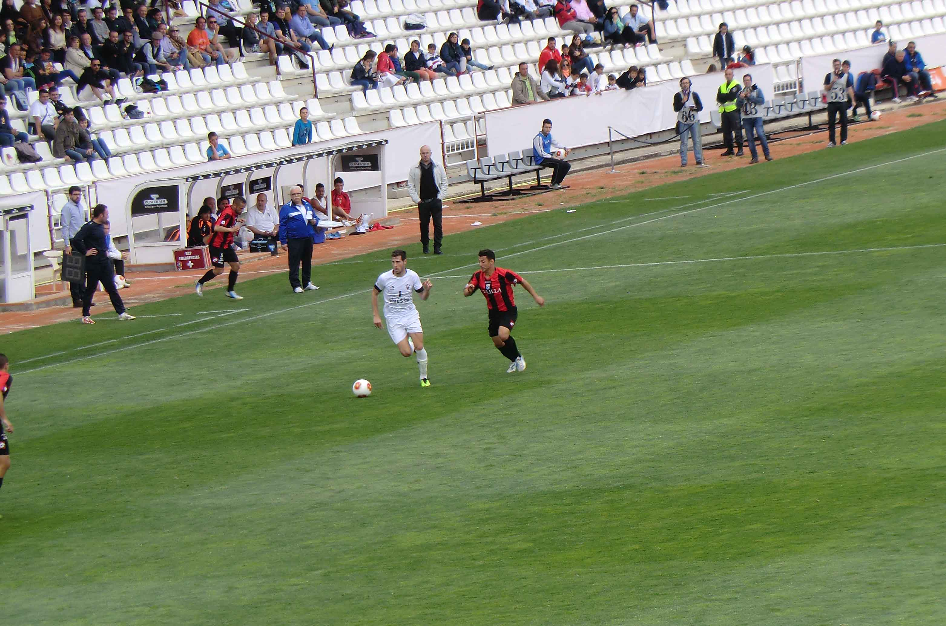 Albacete Balompié - UD Melilla (Foto: Pilar García)
