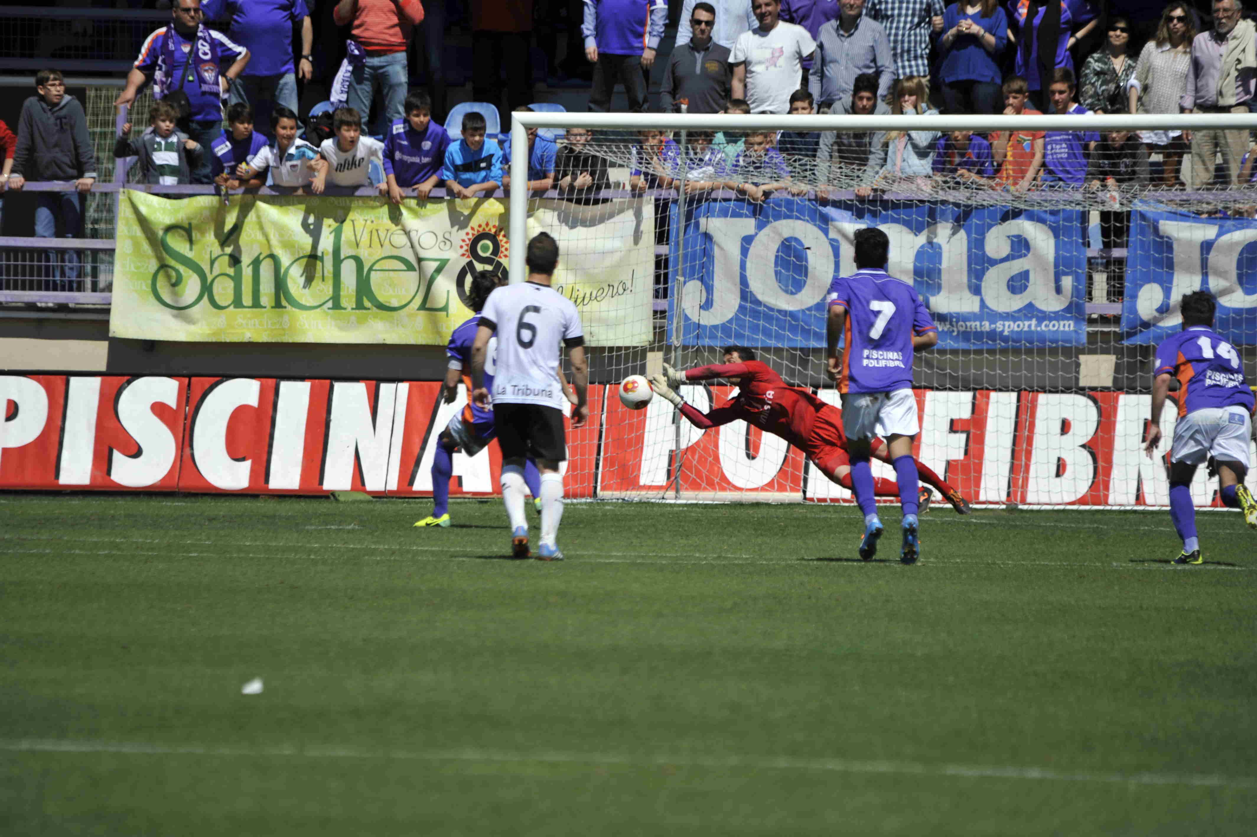 CD Guadalajara - Albacete Balompié (Foto: Javier Saenz, cedida por www.5maseldescuento.es)