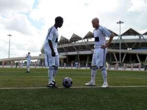 Albinos United (Foto: www.theball.tv)