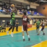 Alcobendas - Albacete Basket (Foto: Fito Díaz)
