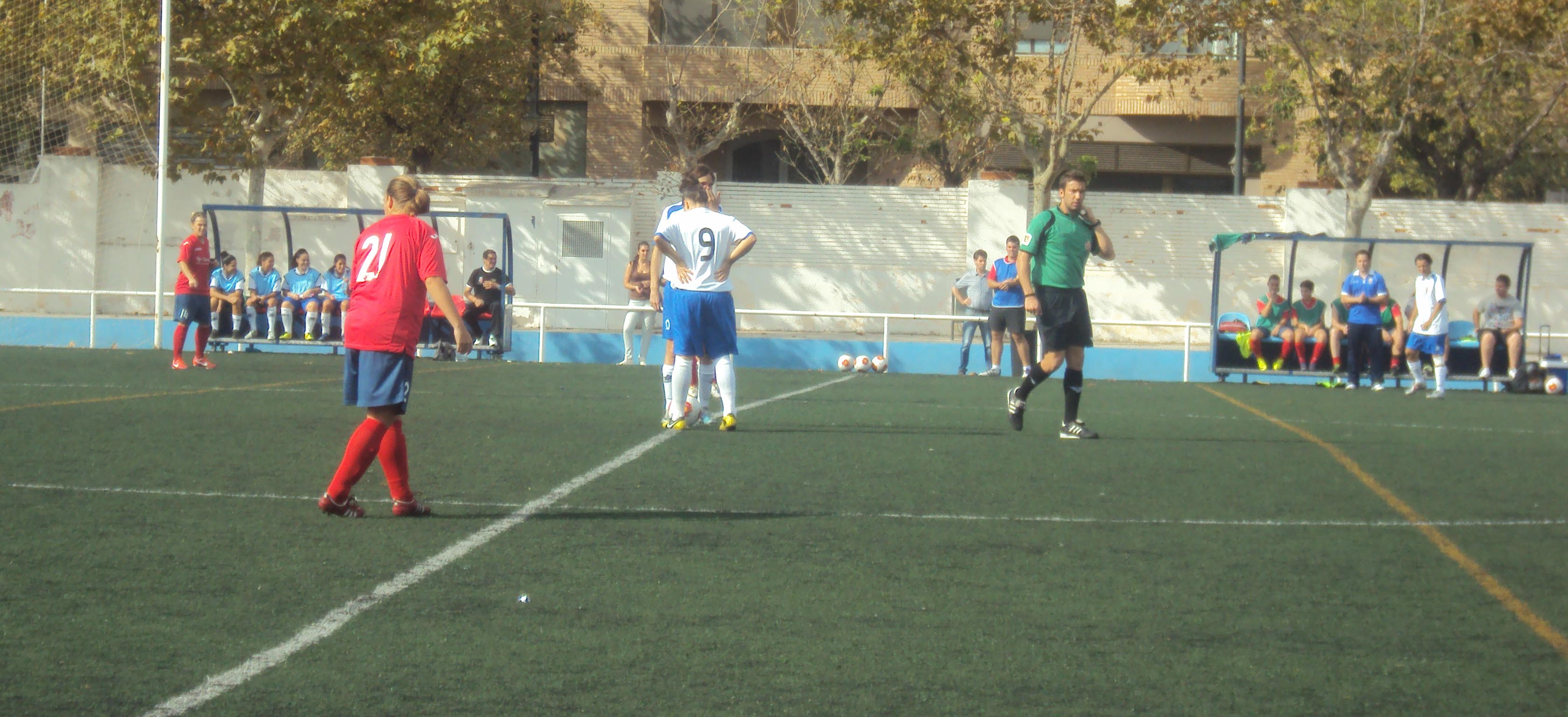 UD Aldaia - CFF Albacete (Foto: CFF Albacete)