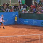 Alejandro Davidovich en las semifinales del Trofeo Internacional de Tenis Ciudad de Albacete