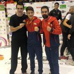 Álex Muñoz consigue la medalla de bronce