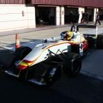 Alex Palou en el Circuito de Albacete