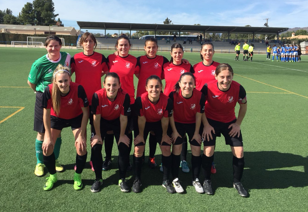 Alhama CF - CFF Albacete
