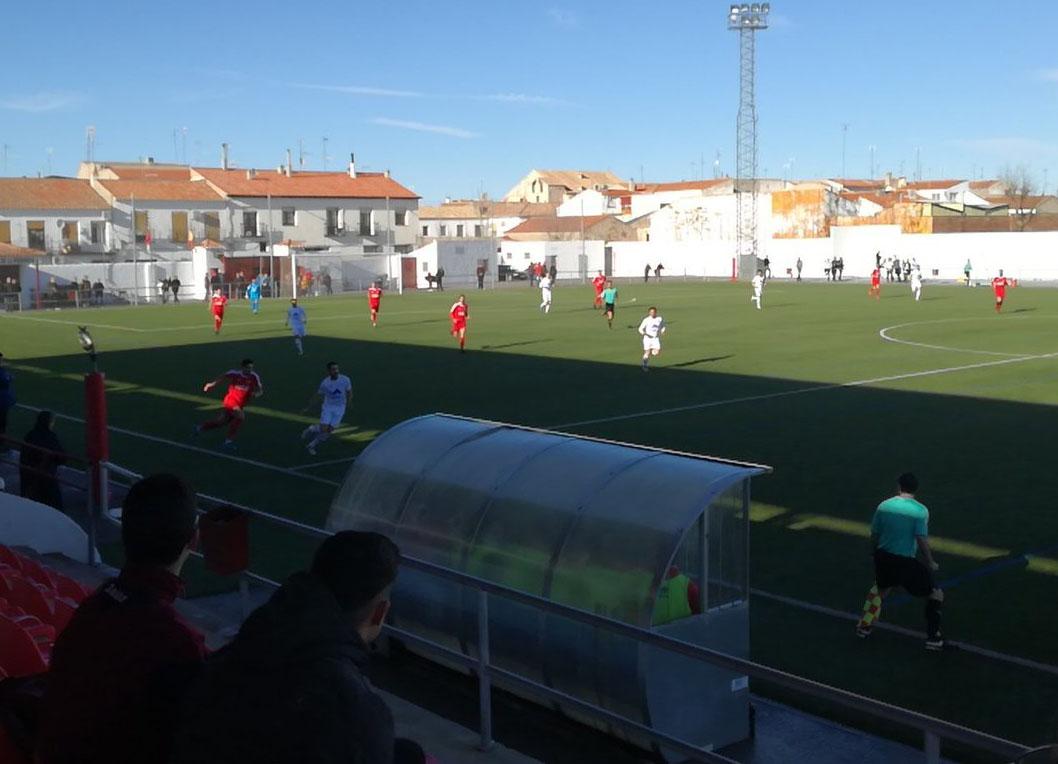 Almagro CF - CP Villarrobledo