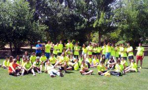 Alumnos del Instituto Tomás Navarro Tomás