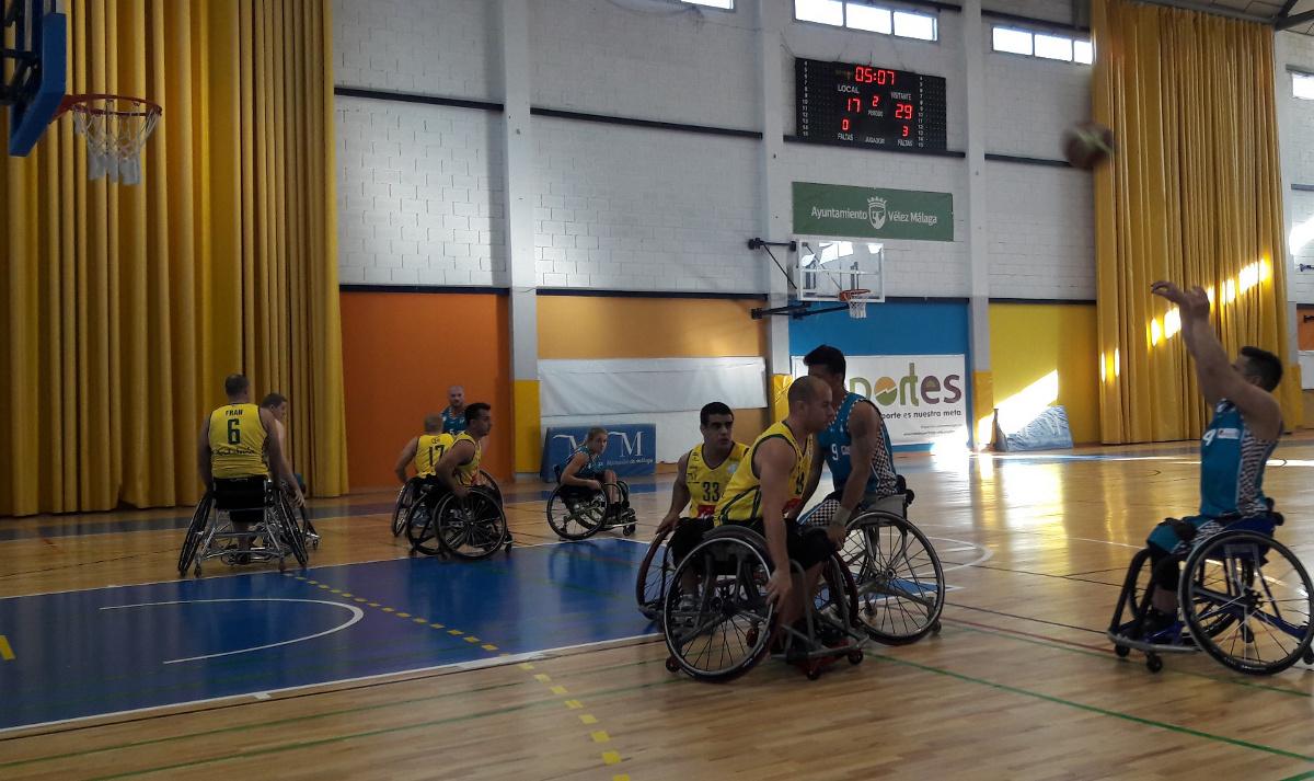 Amivel - BSR Amiab Albacete
