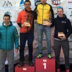 Ángel Villalba en el Maratón de Montaña de Cuenca