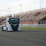 Antonio Albacete en el Circuito de Velocidad