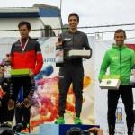 Antonio Cantos en el podio (Foto: Run on Line)