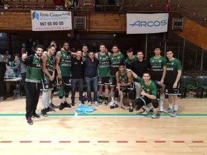 Arcos Albacete Basket - Bodegas Rioja Vega