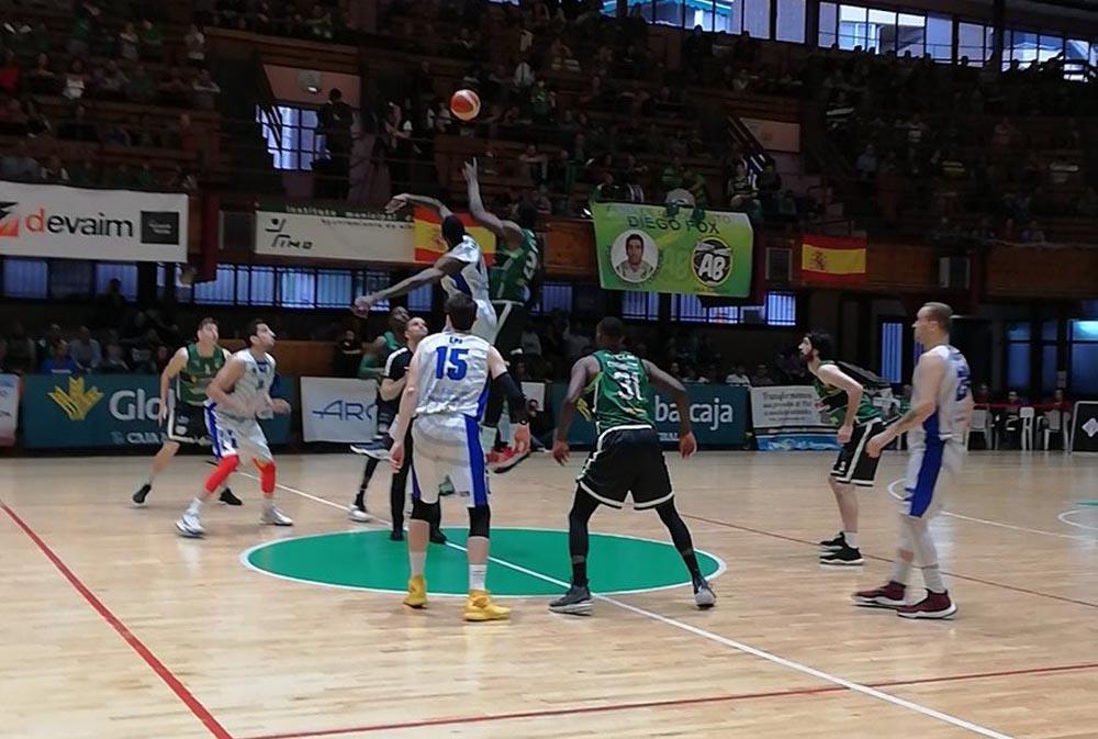 Arcos Albacete Basket - CB Hospitalet