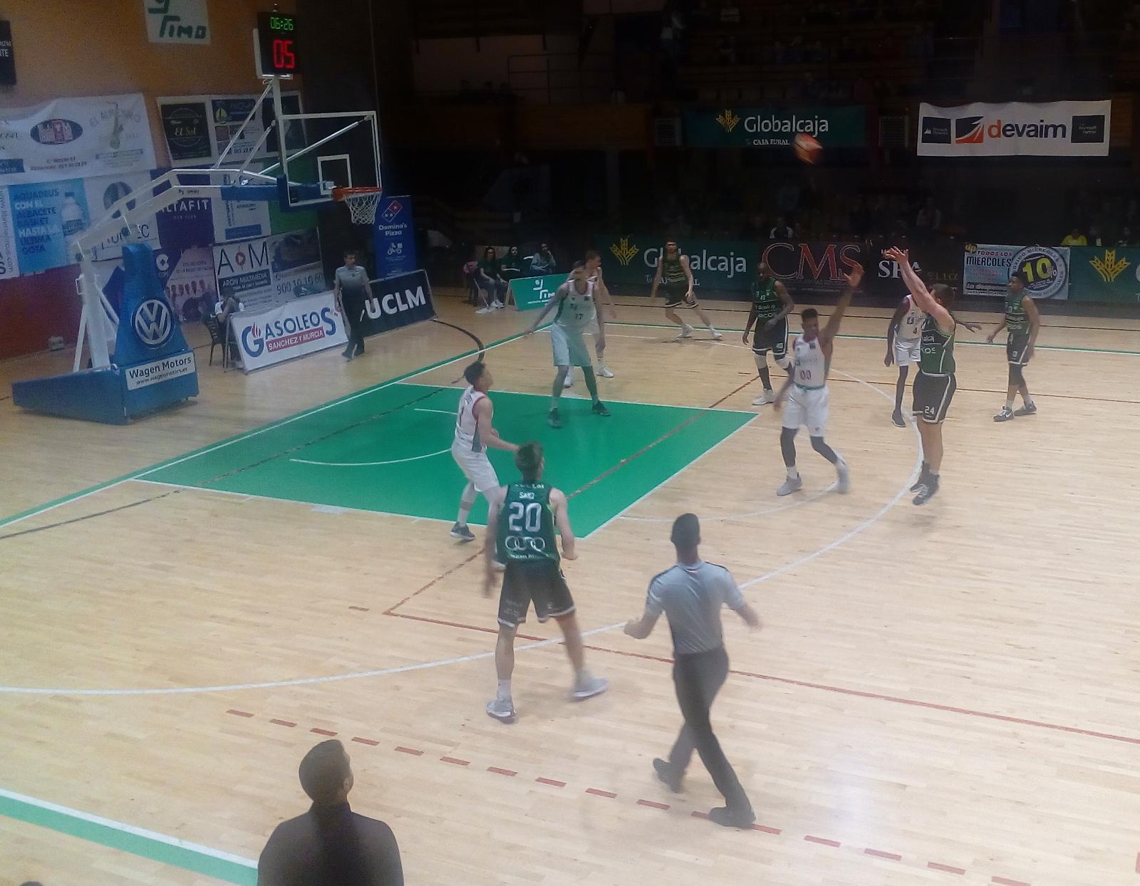 Arcos Albacete Basket - Grupo Eleyco Baskonia