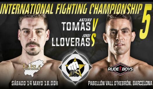 Arturo Tomás vs Jordi Lloveras