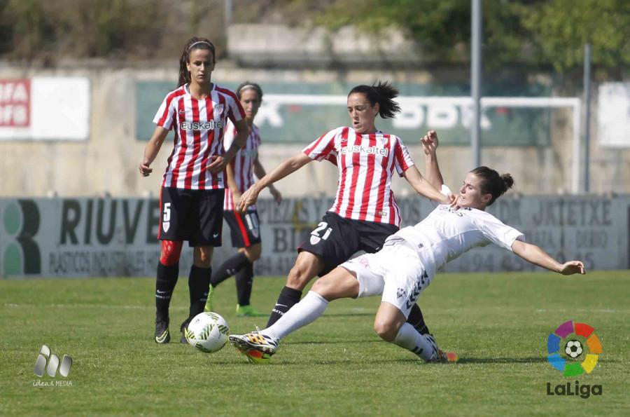 Athletic Bilbao - Fundacion Nexus Albacete (Foto: LFP)