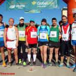 Atletas con todas las carreras disputadas Atletas con todas las carreras disputadas (Foto: Paco Villaescusa)