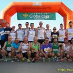 Atletas de Abengibre (Foto: Paco Villaescusa)