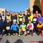 Atletas de Balazote (Foto: Paco Villaescusa)