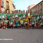 Atletas de Chinchilla (Foto: Paco Villaescusa)